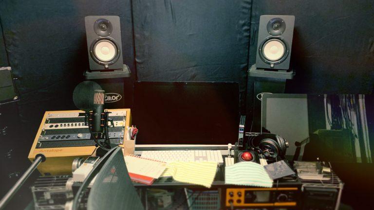 【PartⅢ】自宅スタジオを DIY します。【隙間埋め】