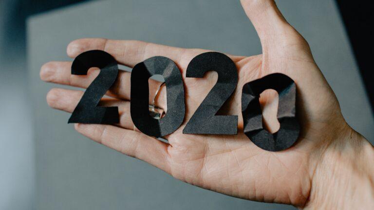 2020 年のトップ記事